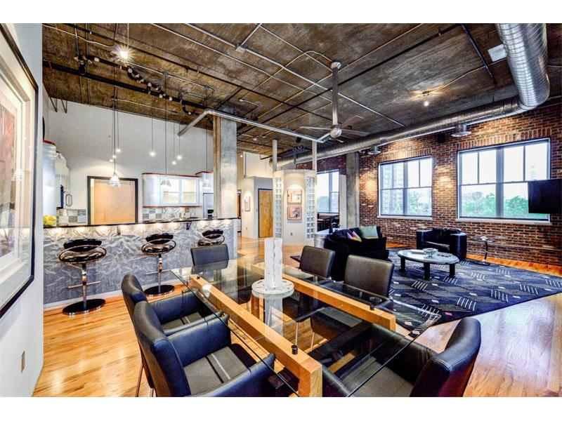 Buckhead Village Lofts For Sale In Atlanta