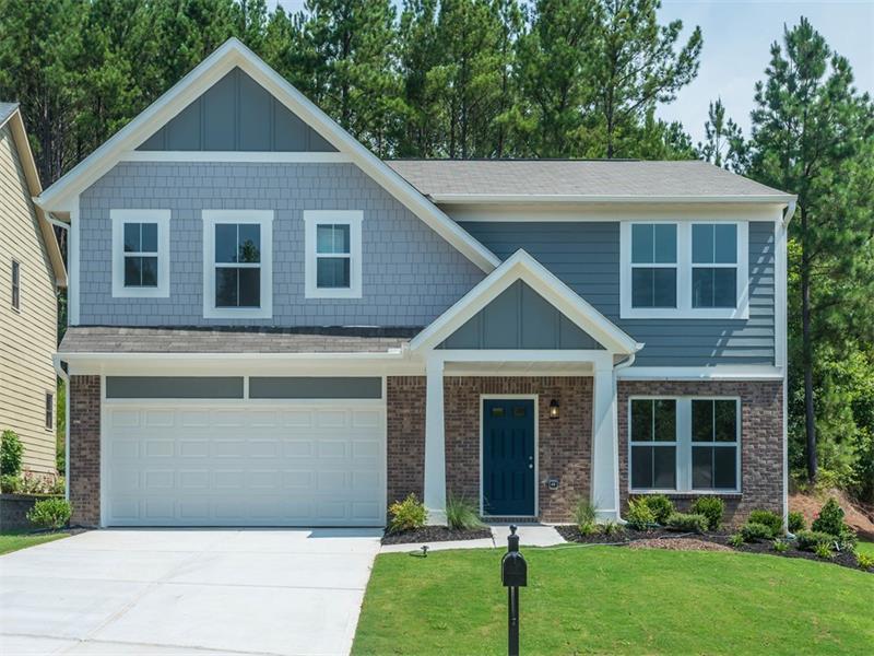 Edenwood Homes For Sale In Dallas Ga