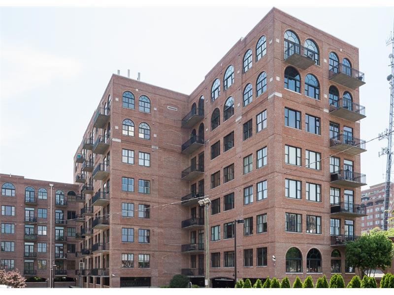 Buckhead Village Lofts For Sale In Atlanta