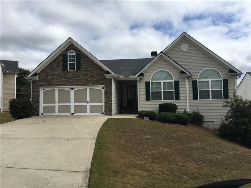 Homes For Sale In Overlook Dallas Ga