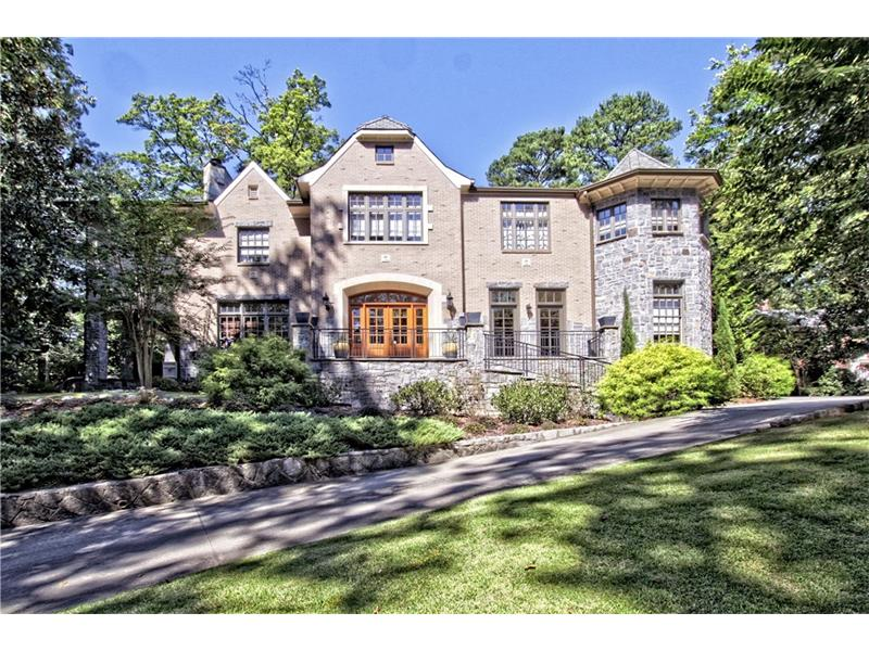 homes for sale near atlanta international school buckhead