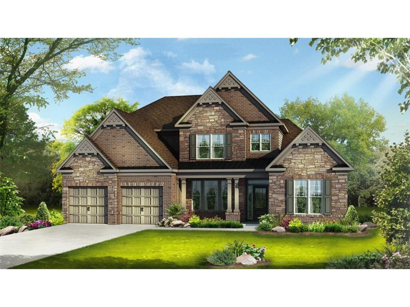 Heatherbrooke At Brookstone New Homes By Dr Horton In