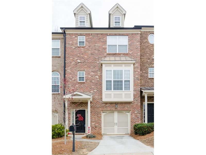 The Reserve At Ivy Creek Townhomes In Buford Ga