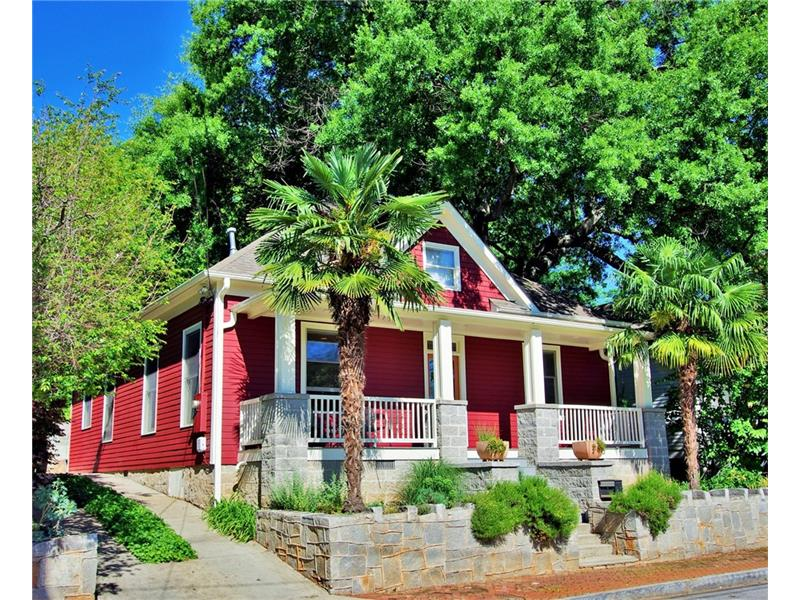 Cabbagetown Homes For Sale Atlanta Ga Cabbagetown Real