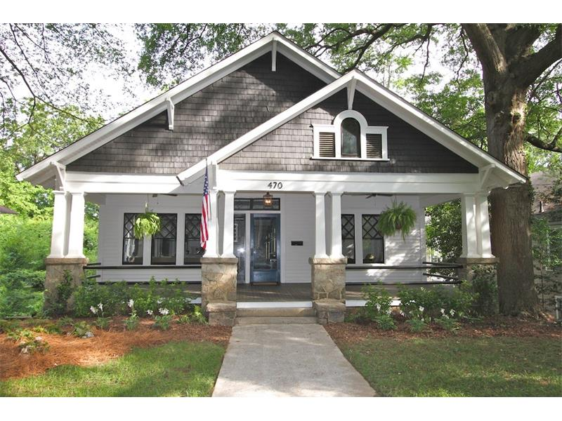 The Best And Newest Real Estate For Sale In Inman Park