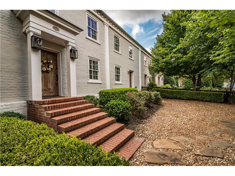 Atlanta Town Homes For Sale Brad Nevin Atlanta Realtor