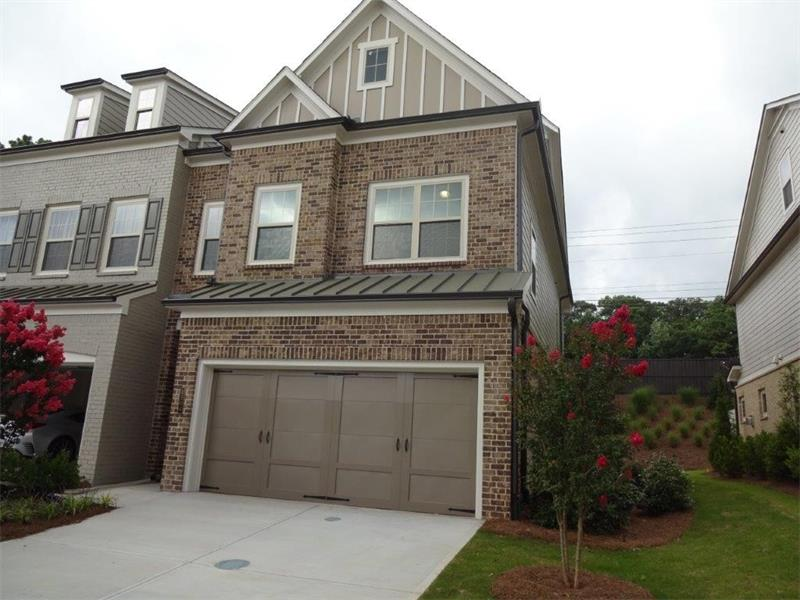 Lylebrooke Townhomes For Sale In Smyrna Ga
