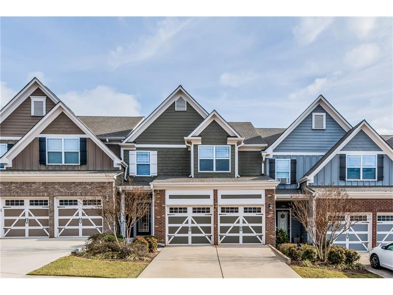 Stoney Creek In Woodstock Ga Atlantatownhomes Com