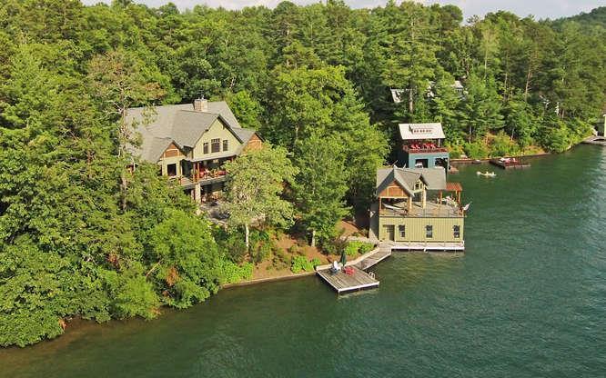 Mountain Homes For Sale Rabun County Ga