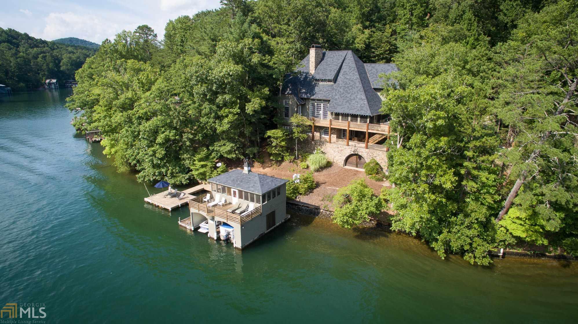 2 Master Bedroom Homes Lake Burton Homes For Sale Lake Burton Real Estate