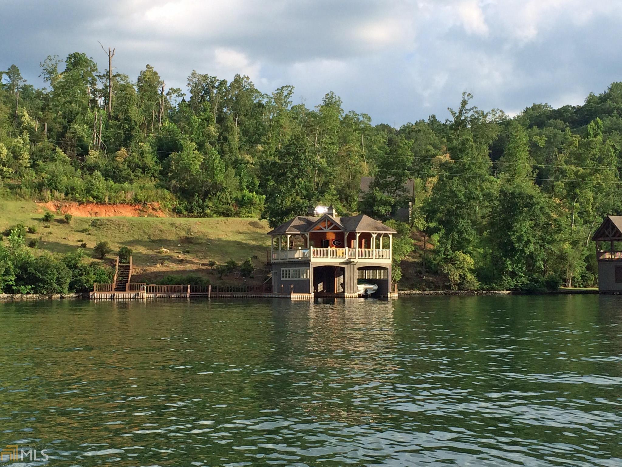 Lake Burton Homesites Lake Rabun And Lake Burton Georgia