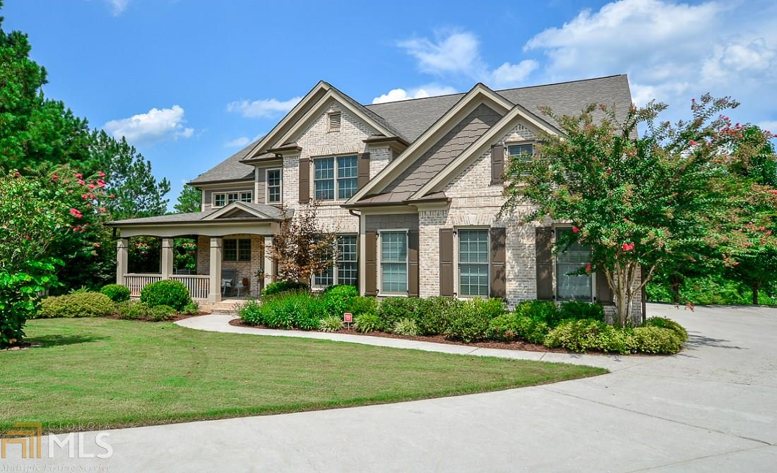 Bentwater Homes For Sale In Acworth Ga