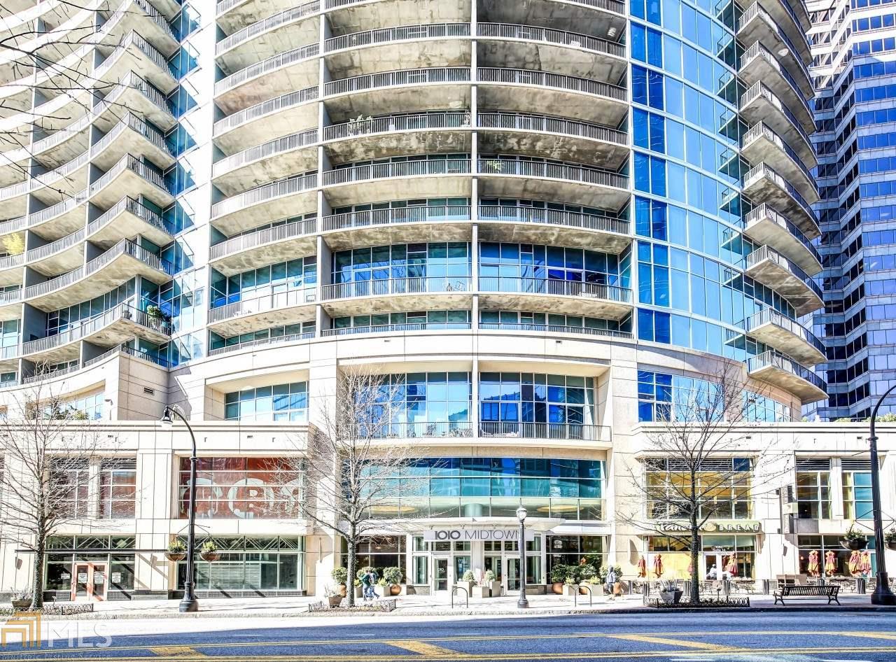 1010 midtown live in atlanta for 1010 midtown floor plans