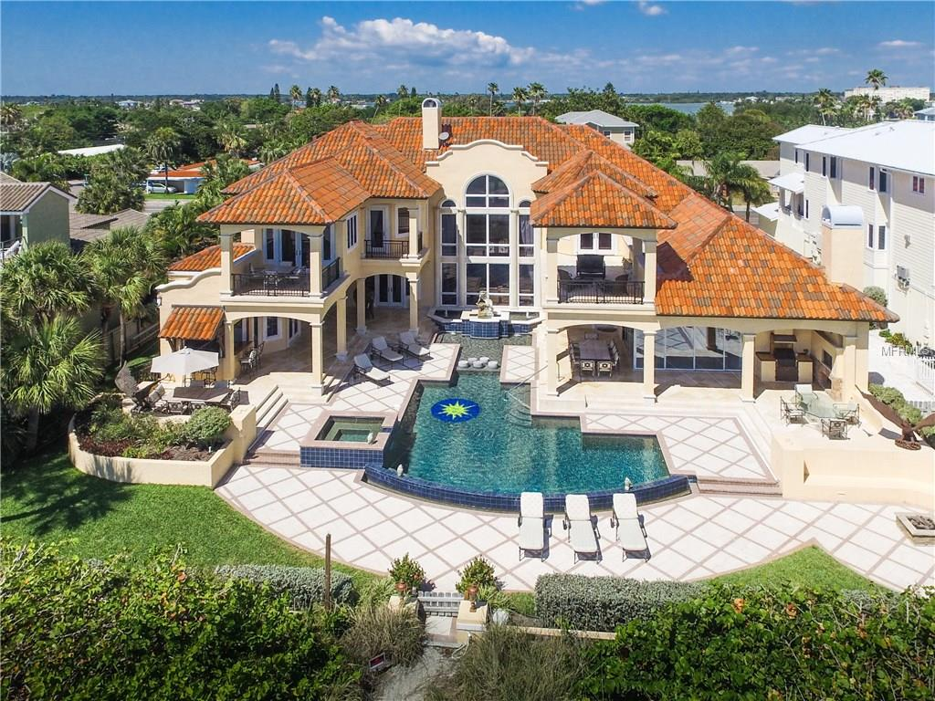 Tampa waterfront homes luxury homes for sale on the water for Luxury houses florida