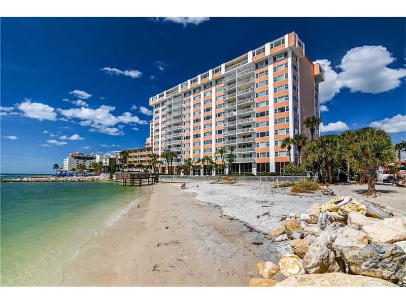 675 S Gulfview Boulevard #802
