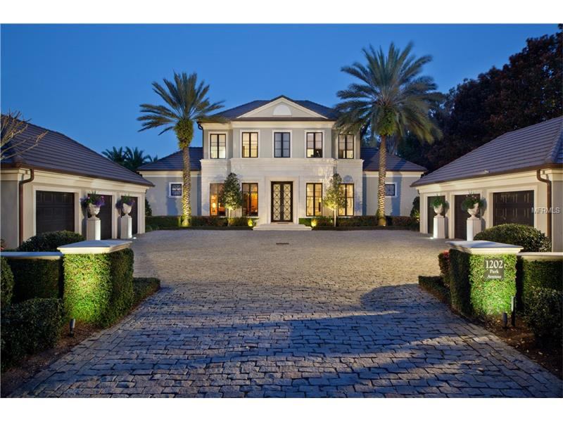 Central florida waterfront homes luxury homes for sale Isleworth swimming pool prices