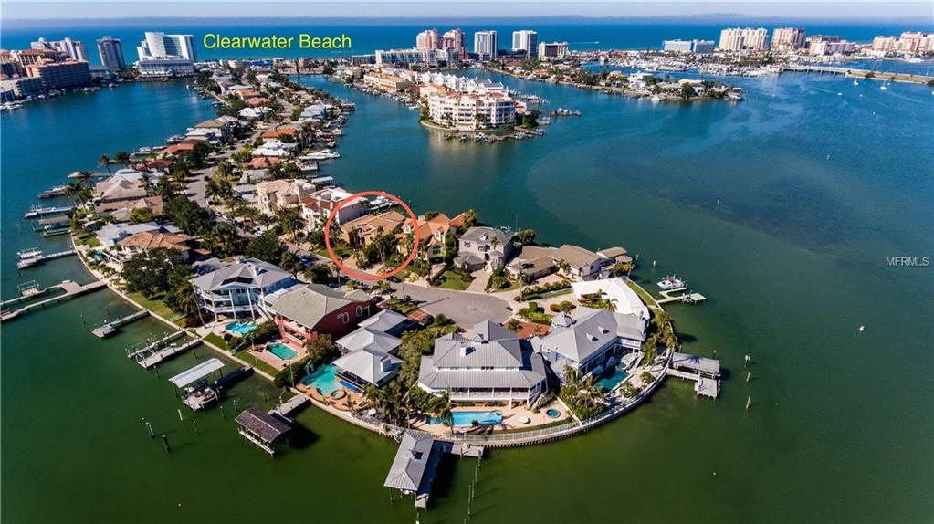 Clearwater Beach Homes Cheri Boudreau