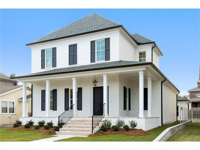 Lakeview new orleans homes plans house design plans for Orleans builders floor plans