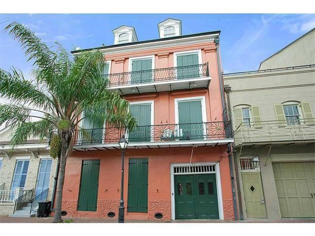 French Quarter Real Estate Search French Quarter Homes