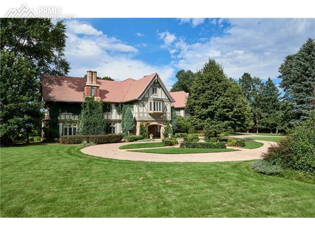 homes for sale broadmoor colorado springs