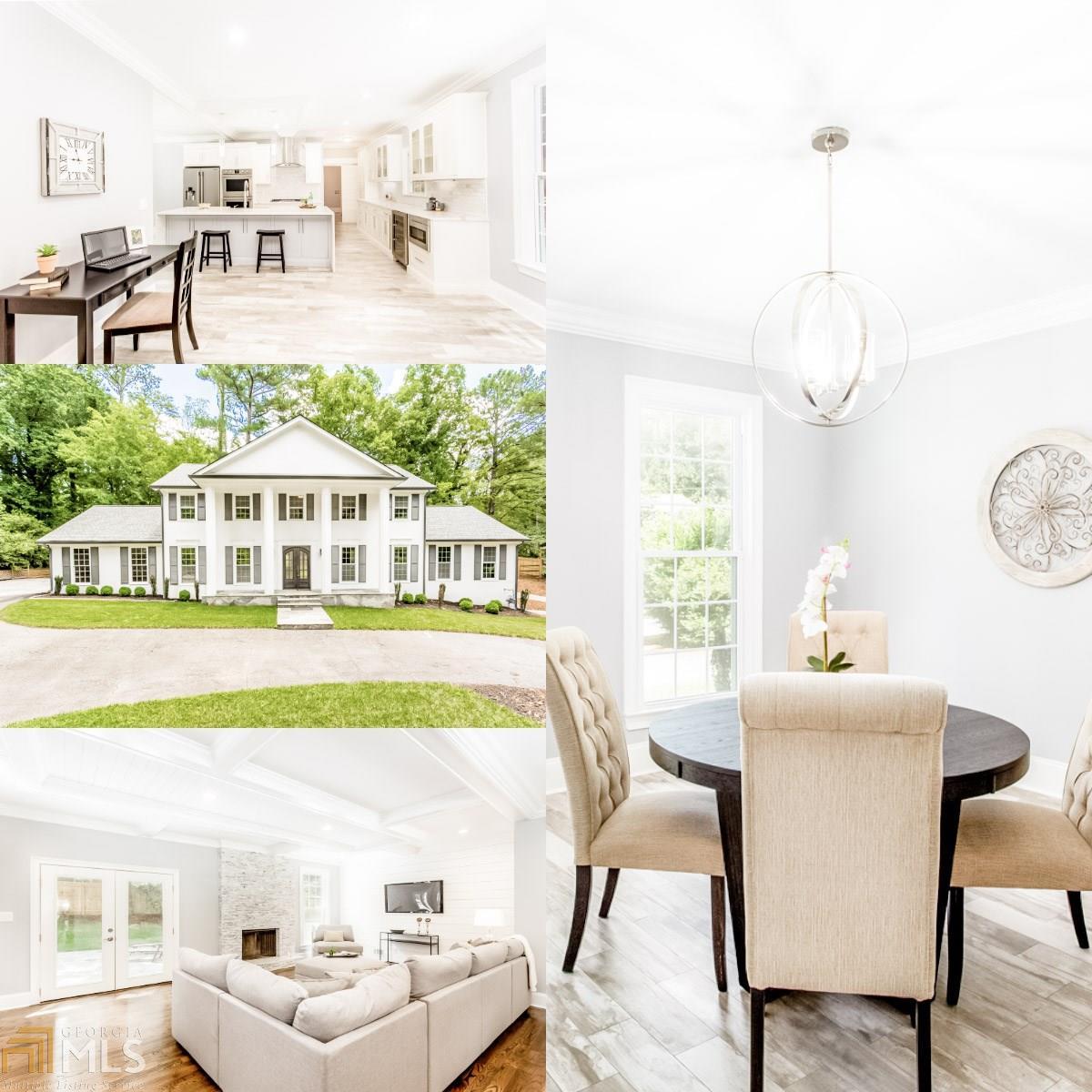 Sensational 4933 Vernon Oaks Dr Dunwoody Ga 30338 Rezide Properties Download Free Architecture Designs Scobabritishbridgeorg