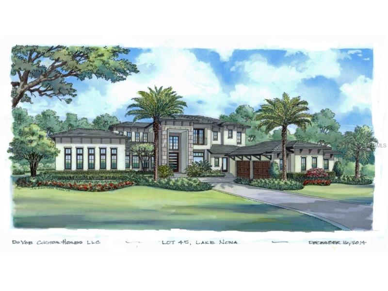 8566 Lake Nona Shore Drive