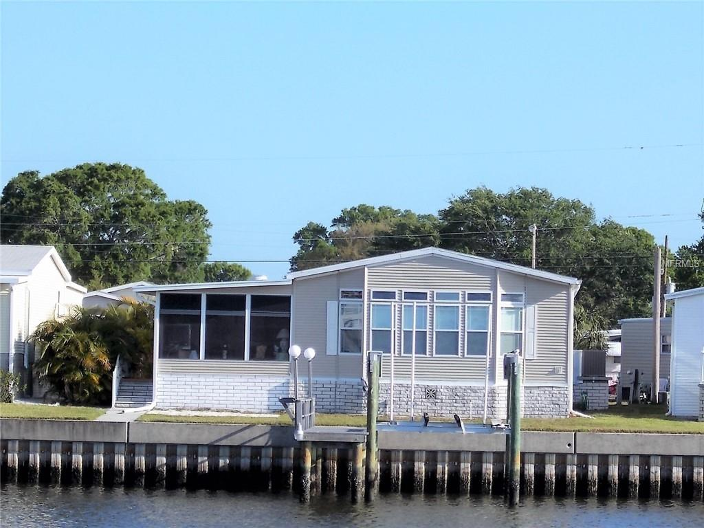 Isle Of Palms Mobile Home Park St Petersburg Florida